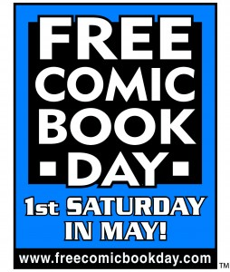 Free Comics Book Day