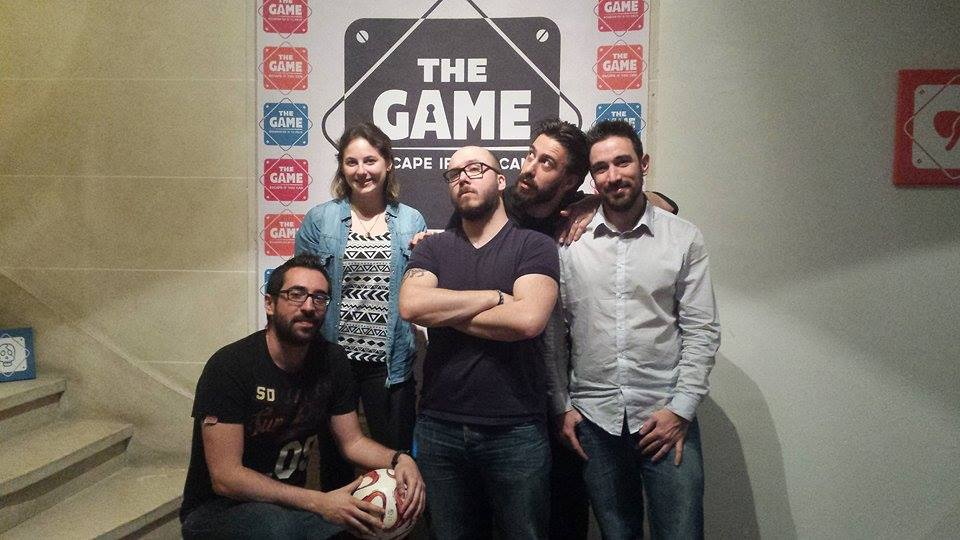 Photo Equipe John Couscous - Dress me Geekly - Un Autre Blog